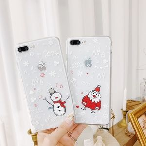 Accessories - NEW iPhone X/XS Snowman Case